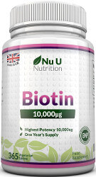 Biotin gegen Nägelkauen